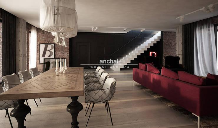 sachody: styl , w kategorii Salon zaprojektowany przez Anchal Anna Kuk-Dutka
