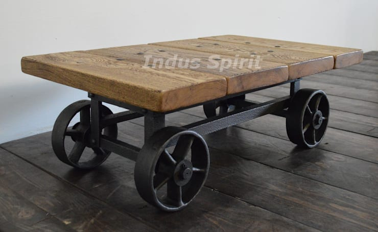 Table Basse Loft By Indus Spirit Homify
