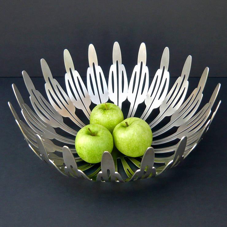 Flower 3: modern  door Dutch Duo Design, Modern