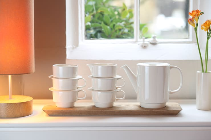 RALLI Tea Set:  Kitchen by Ralli Design