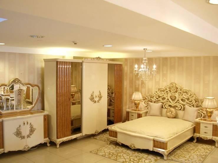 Sonmez Mobilya Avantgarde Boutique Modoko – Saltanat Yatak Odası:  tarz Yatak Odası