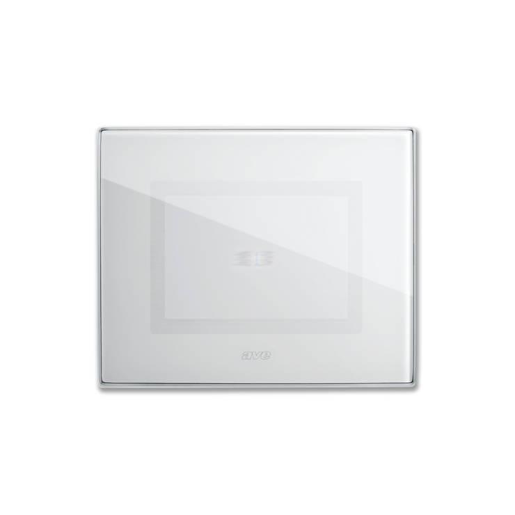 włączniki dotykowe AVE: styl , w kategorii Salon zaprojektowany przez ISD POLAND