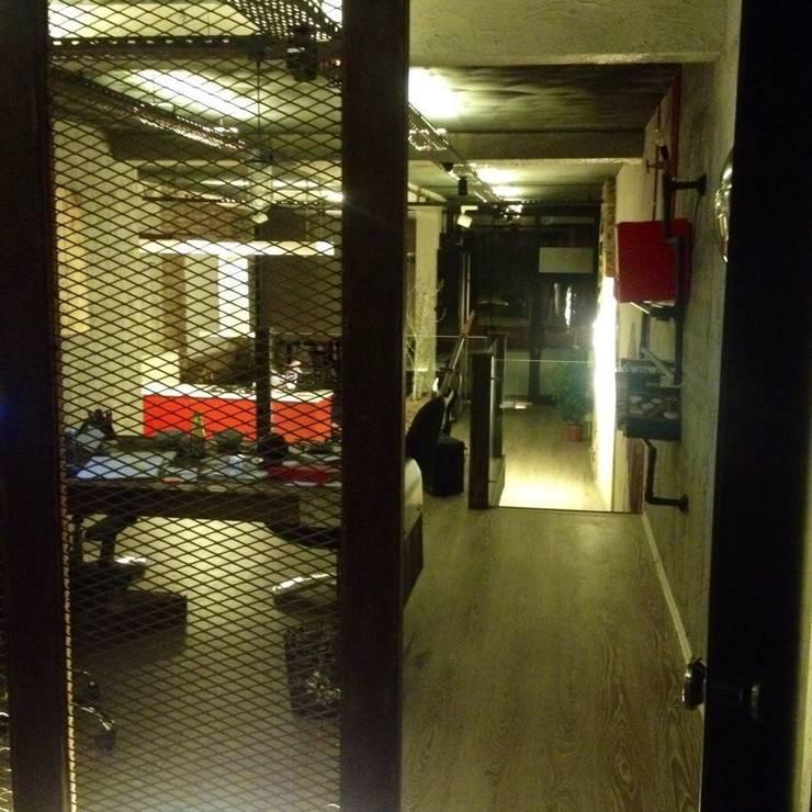Loft House Tasarım Ofisi – Loft house asma kat after:  tarz