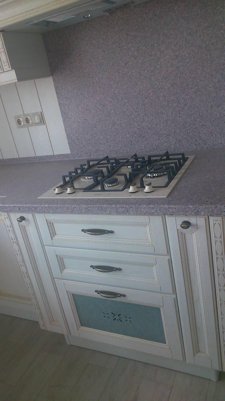 Кухня. мебель прованс.: Кухня в . Автор – Наталья Дубовая Charman-design