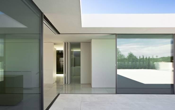 vitrocsa project - pool-house:  Windows  by vitrocsa minimal