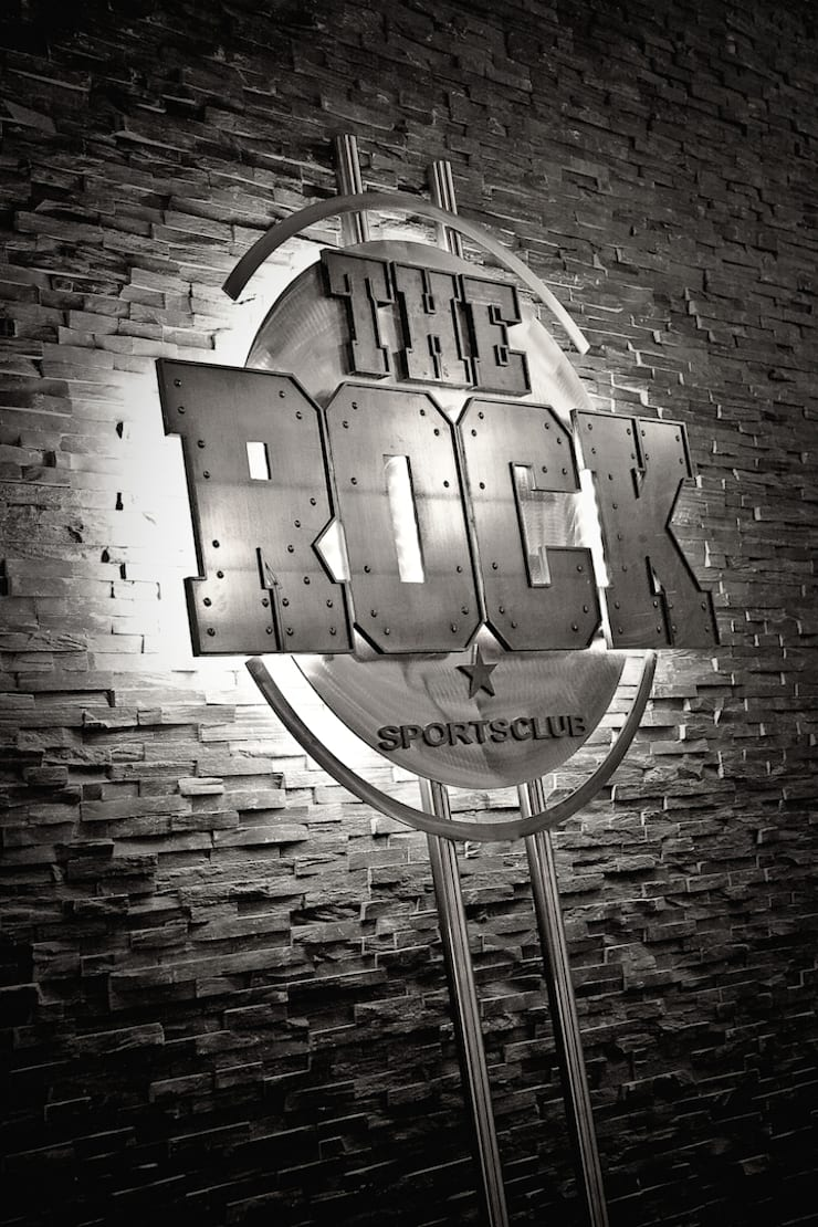 Berühmt The Rock Sportsclub - Mannheim - Deutschland von fifty fifty MP61
