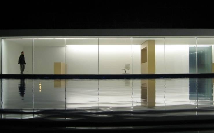 vitrocsa project - poolhouse:  Windows  by vitrocsa minimal