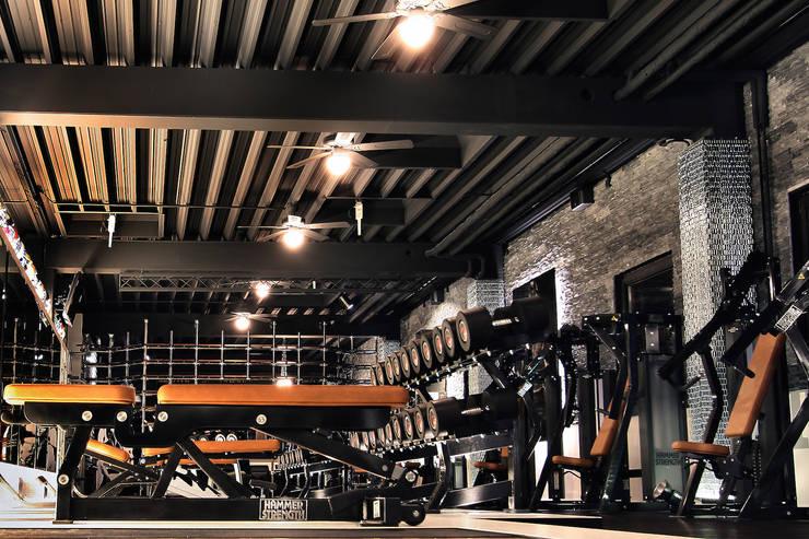 Bevorzugt The Rock Sportsclub - Mannheim - Deutschland von fifty fifty VA77