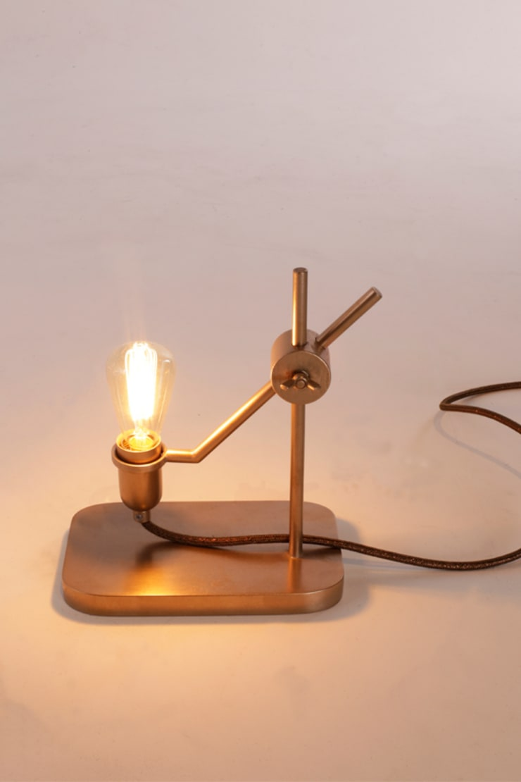 modern  by Studio Jolanda van Goor, Modern Copper/Bronze/Brass