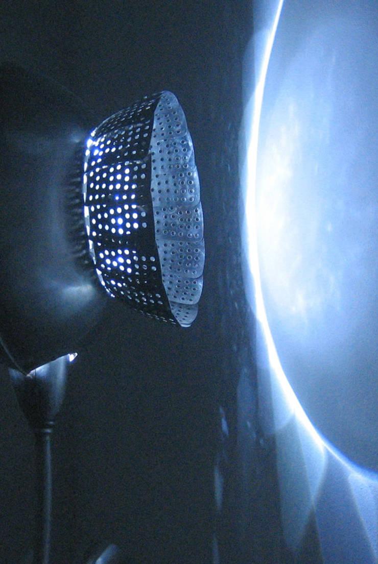 Bloem:  Woonkamer door blikvanger