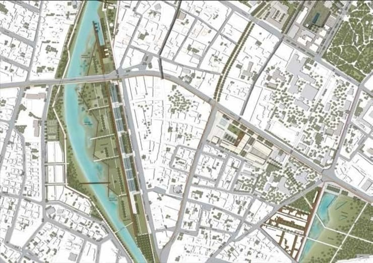 Sarıçay – wetland / the ecological filter and urban texture by ON TASARIM LTD. ŞTi.