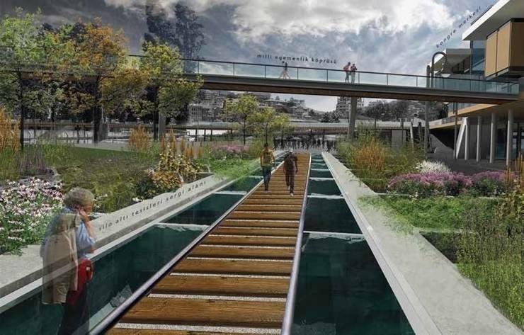 ON TASARIM LTD. ŞTi. – Milli egemenlik köprüsü:  tarz