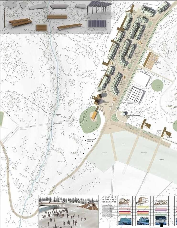ON TASARIM LTD. ŞTi. – 2. gelisim bölgesi genel planı:  tarz
