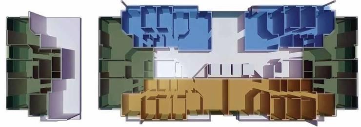 ON TASARIM LTD. ŞTi. – C tipi iç mekan organizasyonu:  tarz