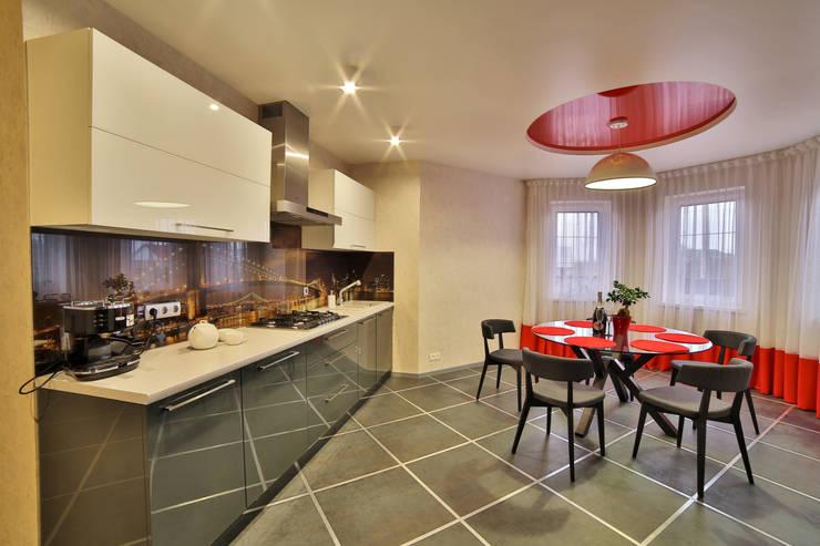Дом, милый дом: Кухни в . Автор – Design Studio Irina Tsimbalist,