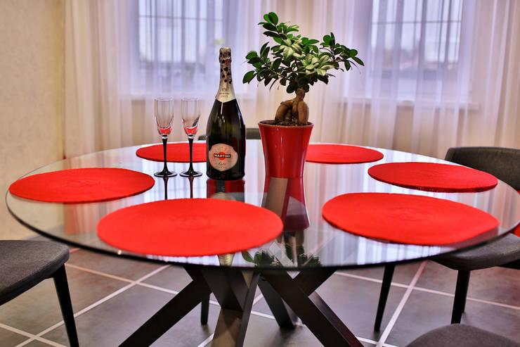 Дом, милый дом: Столовые комнаты в . Автор – Design Studio Irina Tsimbalist,