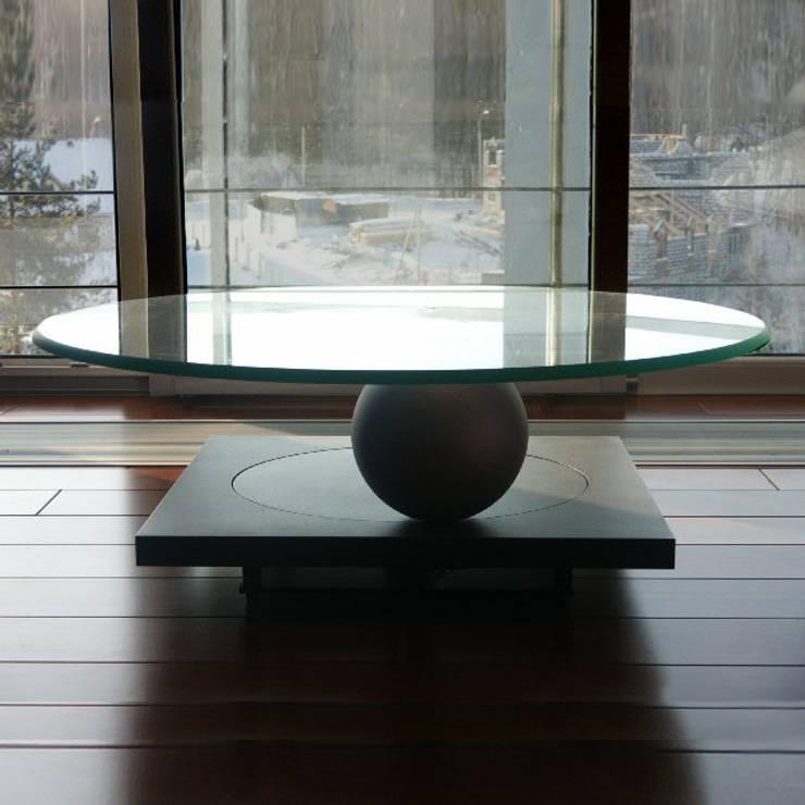 Гостиная. Кофейный столик.: Гостиная в . Автор – (DZ)M