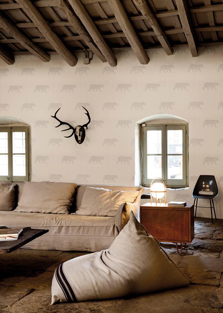 New Ceylan Wallpaper ref 4400052:  Walls & flooring by Paper Moon