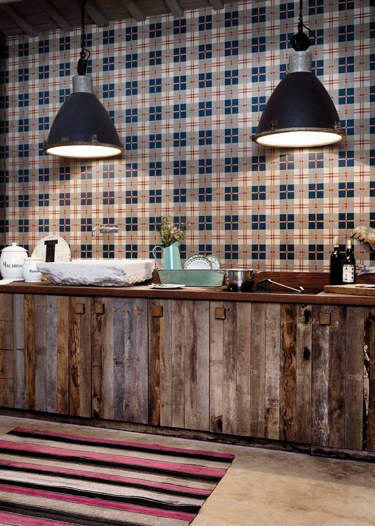New Ceylan Wallpaper ref 4400085:  Walls & flooring by Paper Moon