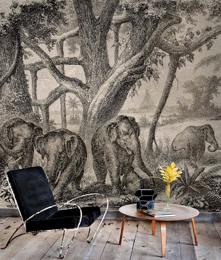 New Ceylan Wall Mural ref 4400093:  Walls & flooring by Paper Moon