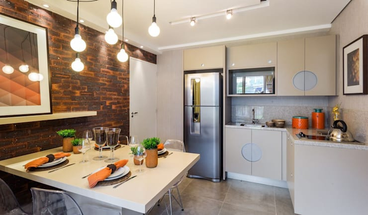 Kitchen by SESSO & DALANEZI