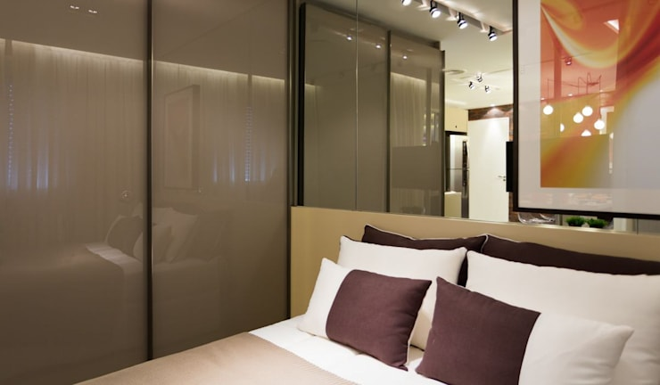 Bedroom by SESSO & DALANEZI