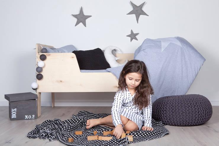 Pościel dziecieca Bright Star: styl , w kategorii Pokój dziecięcy zaprojektowany przez My Label