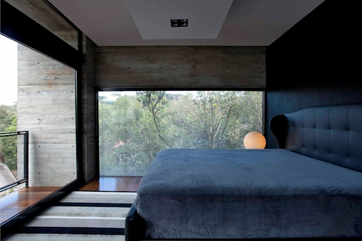 Bedroom by Marcos Bertoldi, Modern