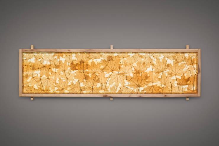 esdoorn display:  Woonkamer door studio picus