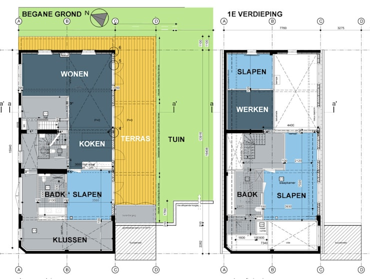 в . Автор – bijvoet architectuur & stadsontwerp