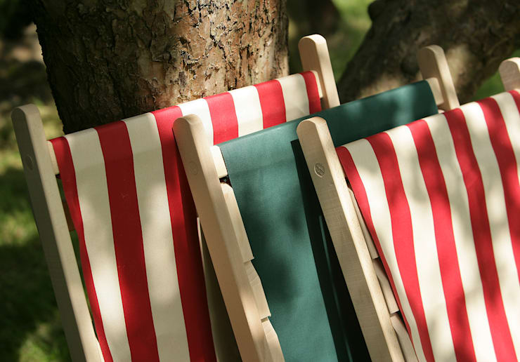 Traditional Deck Chairs:  Garden  by Hen and Hammock
