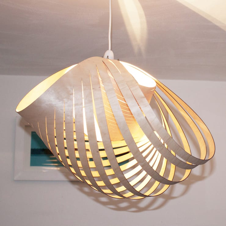 Birch Ply Nautica - Light Shade:  Household by Kaigami
