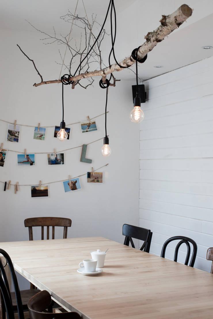 Tapas Bar Sueño: styl , w kategorii Gastronomia zaprojektowany przez Studio Inaczej,