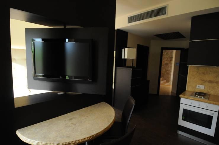 CARLO CHIAPPANI  interior designerが手掛けた寝室