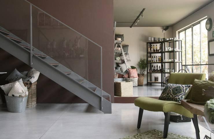 Zenze arte y decoración: Espacios comerciales de estilo  por Factor Arquitectura