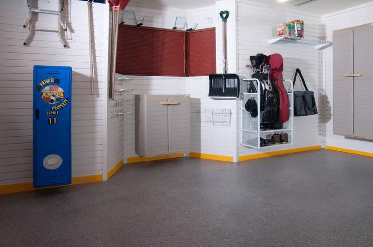 Smart and clean:   by Garageflex