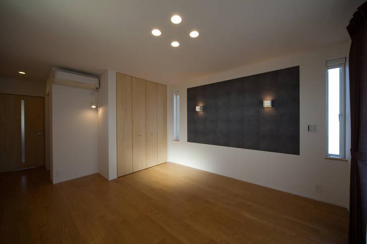 Kamar Tidur by 一級建築士事務所 想建築工房