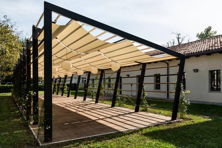 Jardins clássicos por Paolo Coretti, architetto