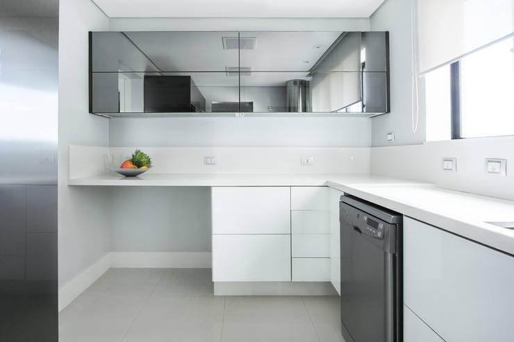 projeto |FT|: Cozinhas minimalistas por Camila Bruzamolin - arquitetura