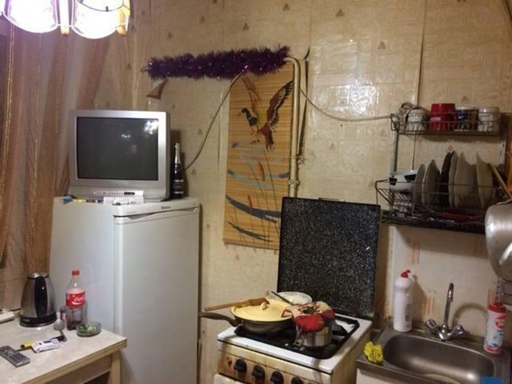 Кухня:  в . Автор – Мастерская Дизайна