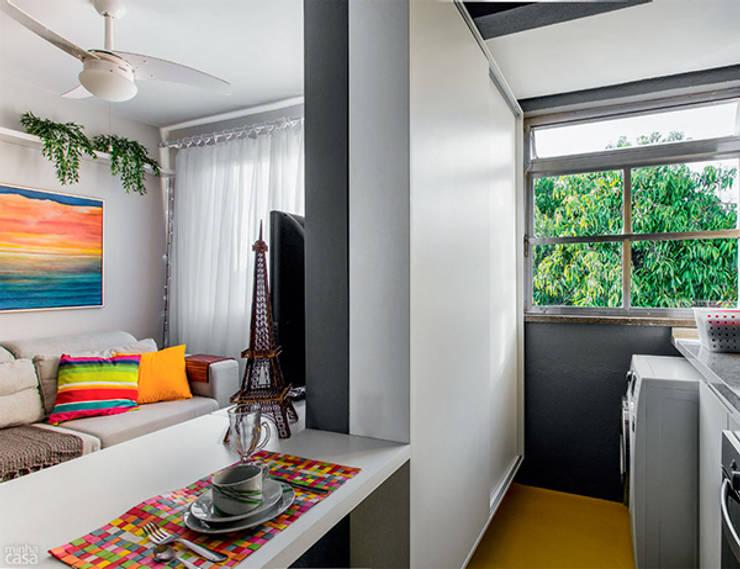 Cocinas de estilo  por Ambientta Arquitetura