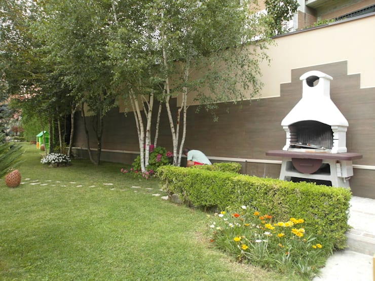 Сады в . Автор – Luigi Nevola Architetto