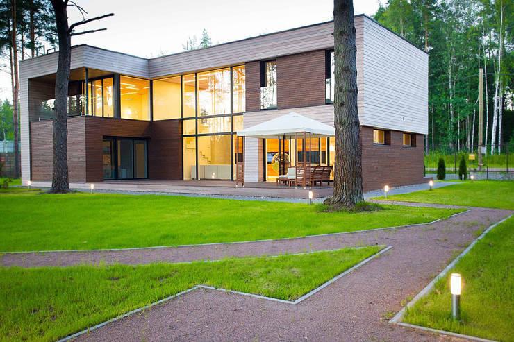 บ้านและที่อยู่อาศัย by ALEXANDER ZHIDKOV ARCHITECT