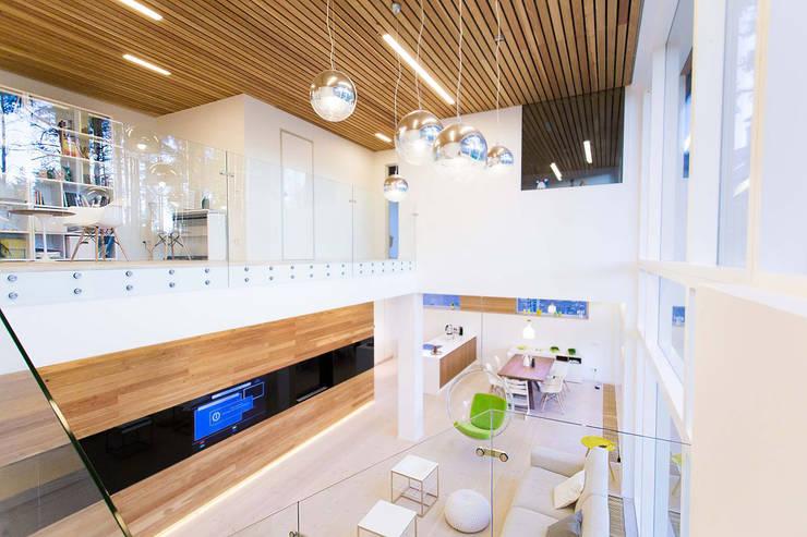 Rumah by  Aleksandr Zhydkov Architect