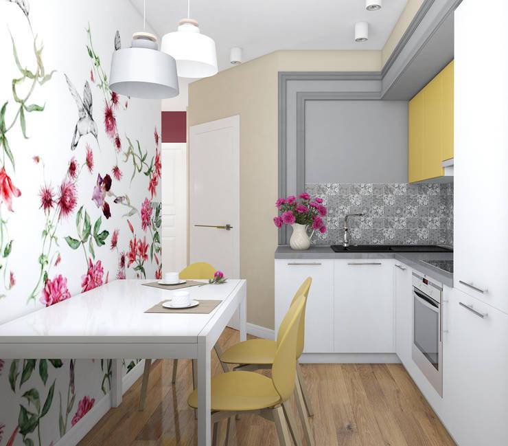 Кухня: Кухни в . Автор – Анпилогова Татьяна
