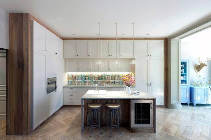 Кухня: Кухни в . Автор – lab21studio