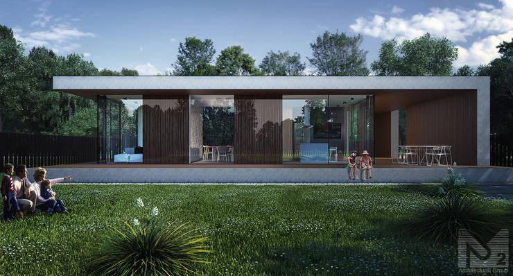 Houses by ALEXANDER ZHIDKOV ARCHITECT