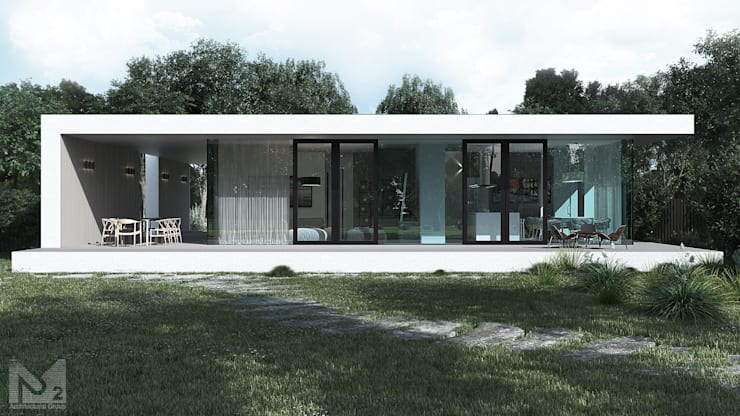 Prefabricated House: Дома в . Автор – ALEXANDER ZHIDKOV ARCHITECT