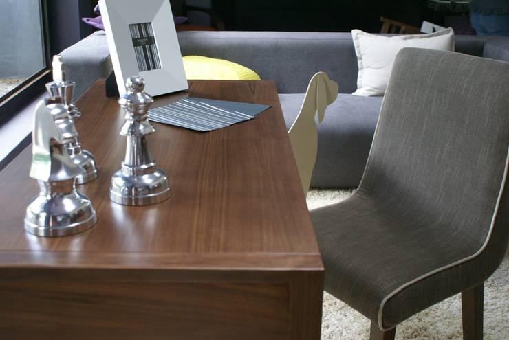 El escritorio: Estudio de estilo  por Jacobs Interiorismo