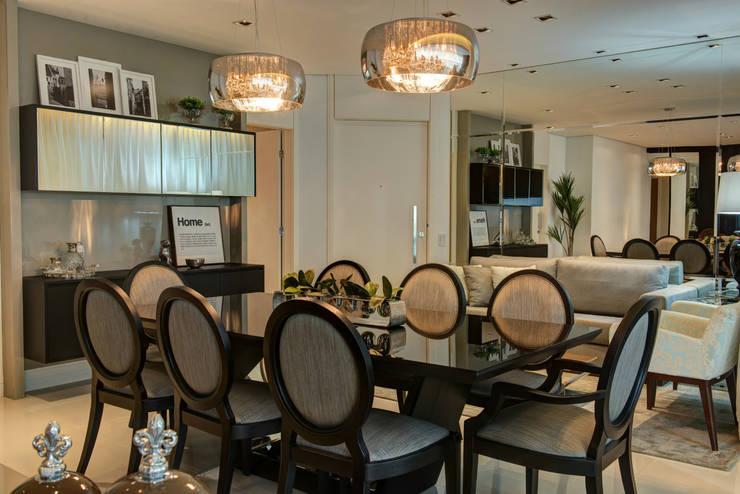 Sala de Jantar: Salas de jantar  por Renato Lincoln - Studio de Arquitetura